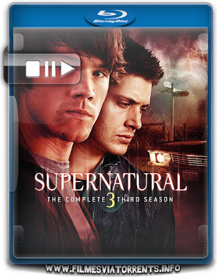 Supernatural 3ª Temporada Completa Torrent