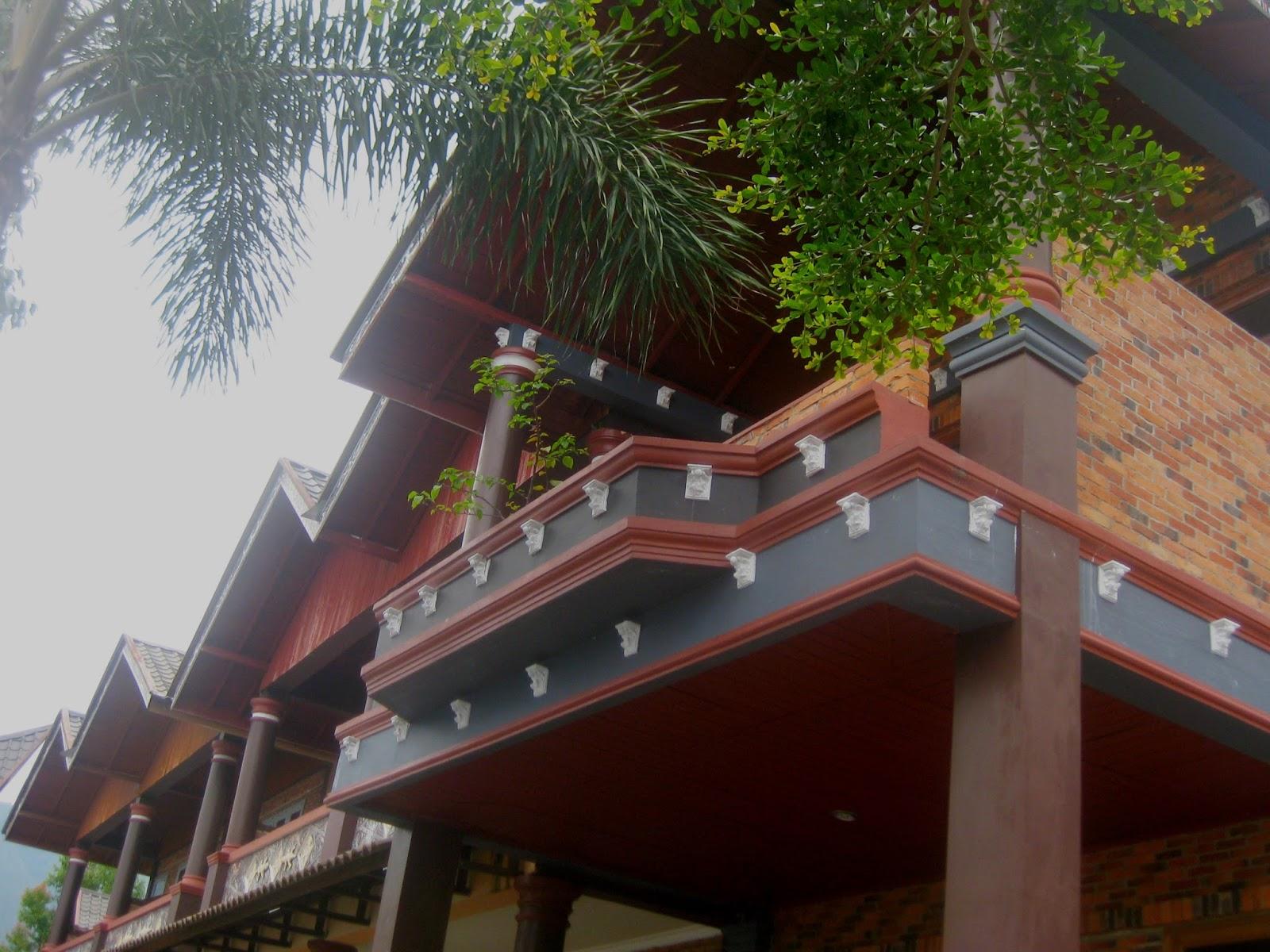 Samosir villa resort memiliki banyak kamar yang menghadap langsung keindahan danau toba