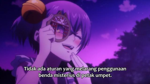 Kai Byoui Ramune Episode 03 Subtitle Indonesia
