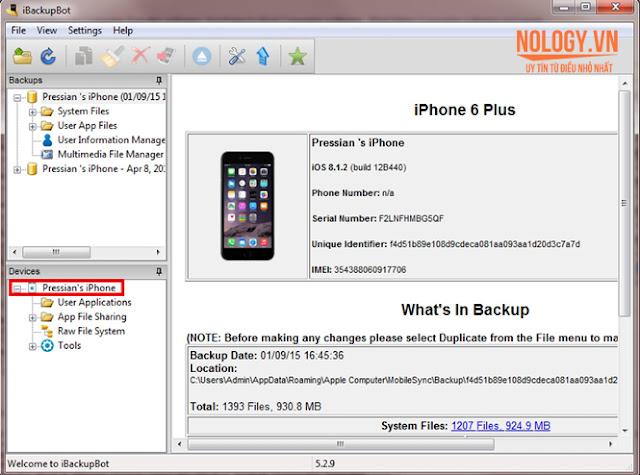 Cách check kiểm tra pin iphone 6 plus bị chai