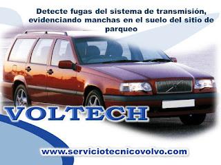 Voltech Taller Volvo