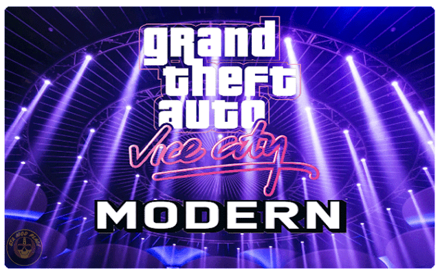 GTA Vice City Modern mod Mobile APK download
