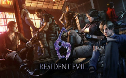 Resident Evil 6 Game PS 3 Highly Compresses Free Download