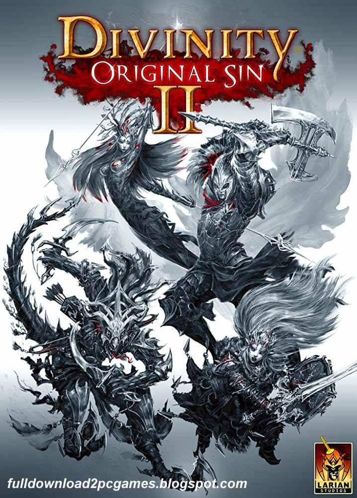 Divinity Original Sin 2 Free Download PC Game