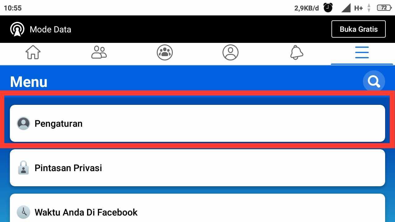 perbedaan hapus pertemanan dan blokir di facebook