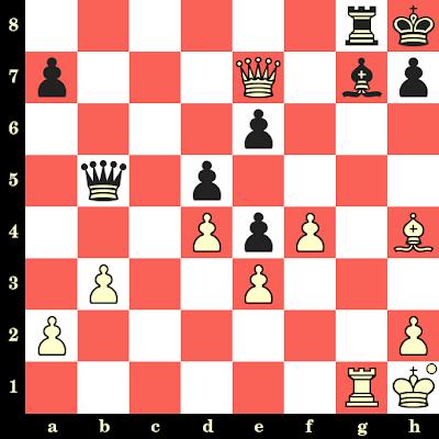 Les Blancs jouent et matent en 4 coups - Sergey Karjakin vs Teimour Radjabov, Berlin, 2015