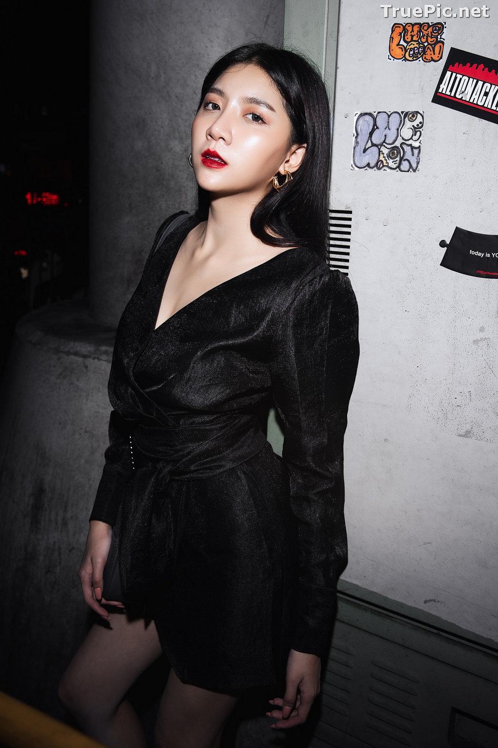 Image Thailand Model - Sasi Ngiunwan - Black For SiamNight - TruePic.net - Picture-16
