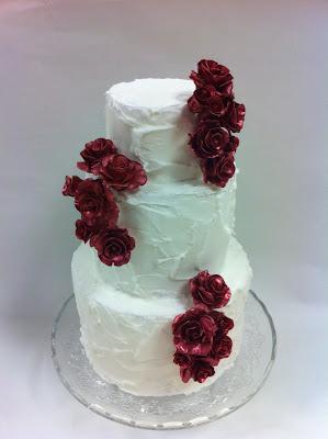 tarta de boda rustica loleta linares blog mi boda gratis