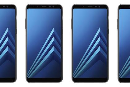 Harga Samsung Galaxy A8+ Terbaru 2018