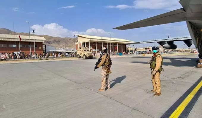 """Kabul Airport Problems Resolved"": Taliban Urge Returns"