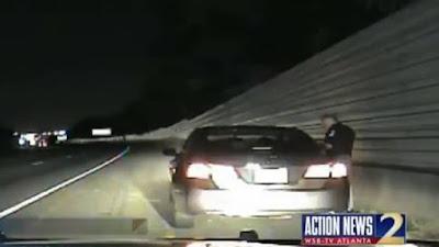 Só matamos pessoas negras diz policial da Geórgia - EUA