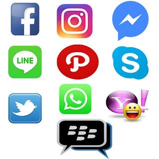 Banyaknya Aplikasi Media Sosial Menjadi Sarana Berbasis Online
