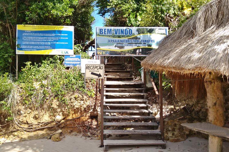 Praias do Conde, Litoral Sul da Paraíba