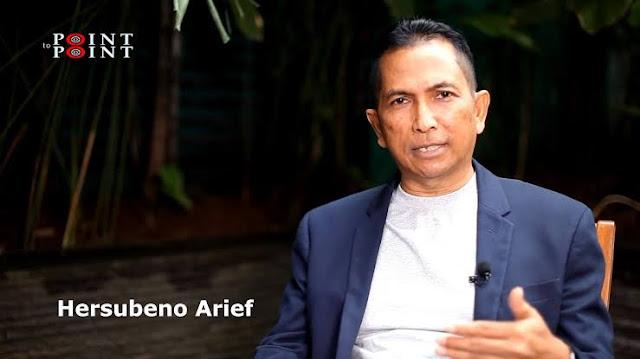 Dituduh Sebarkan Info Megawati Koma hingga Bikin Panik Kader PDIP, Hersubeno Terancam Dipolisikan