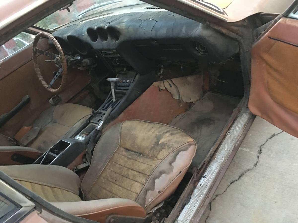 Daily Turismo Rust In Pieces 1973 Datsun 240z