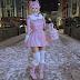 New Pink Coat
