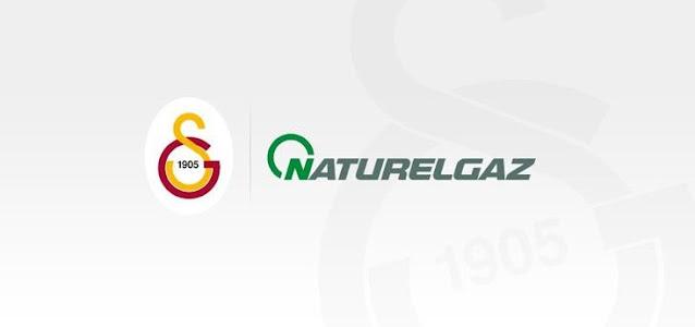 Galatasaray'ın yeni sponsoru Naturelgaz!