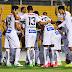 Em jogo de cinco gols, Santos bate o Santa Fe no Pacaembu e se aproxima das oitavas