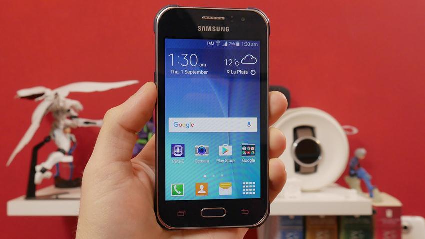 Samsung Galaxy J1 ace SM-J110G Cambodia
