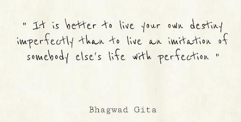 bhagavad gita quotes about life
