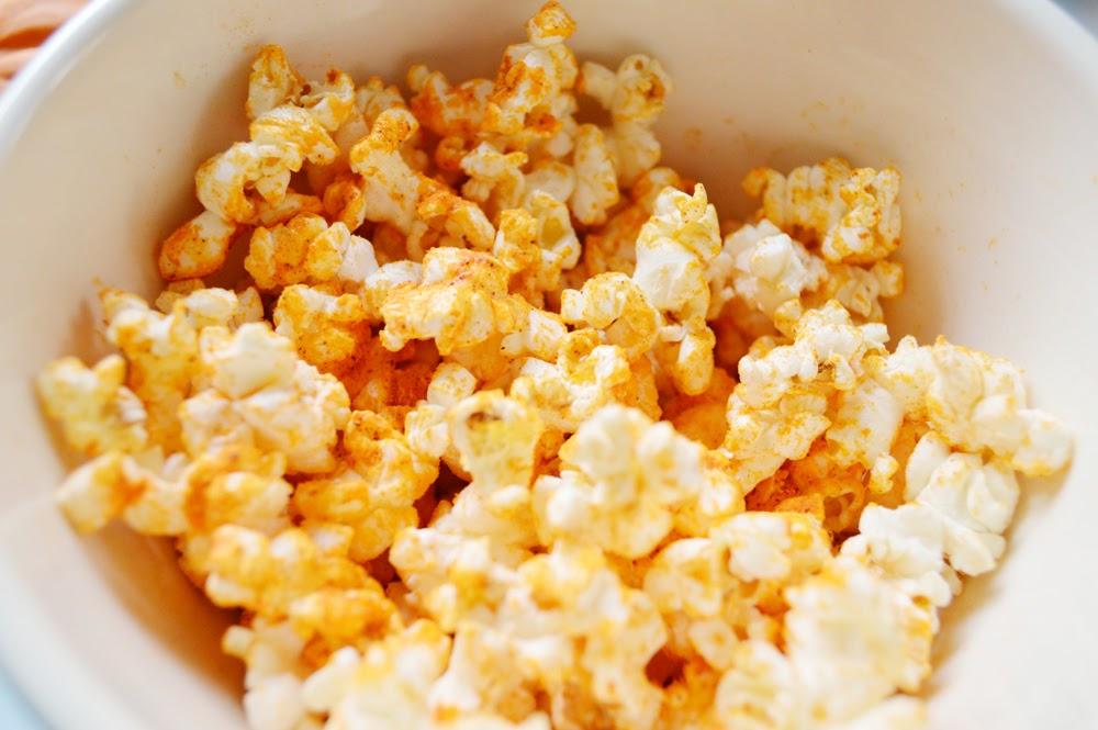 Peachy Cheek: quinn popcorn
