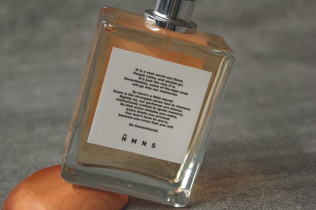 parfum wanita hnms