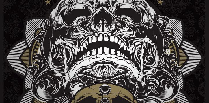 Hydro 74 Illustration - Teeth