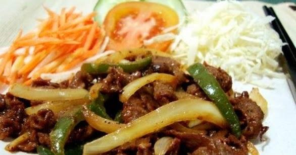Resep Ayam Teriyaki Ala HokBen Blog Masakan Indonesia