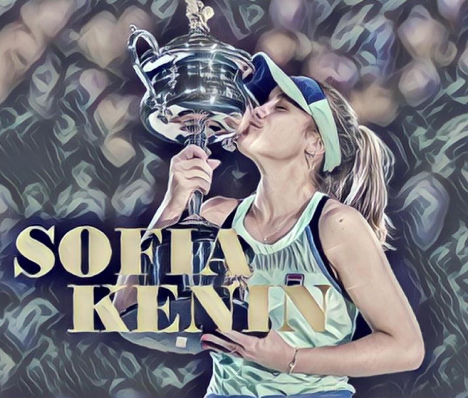 SOFIA KENIN 4