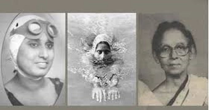 आरती गुप्ता {साहा} : The Indian sportswoman