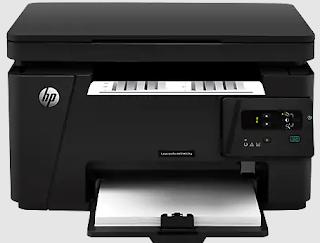 Télécharger Pilote HP Laserjet Pro MFP M125a