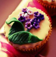 Cupcakes de Avellanas