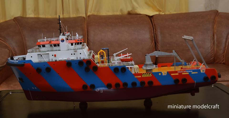 pengrajin miniatur kapal miclyn enterprise meo group singapore temanggung jawa tengah