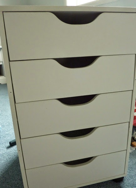 Shopping Obsession: Ikea Alex Drawers Dupe