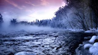 Winter Landscape Wallpaper Full Hd