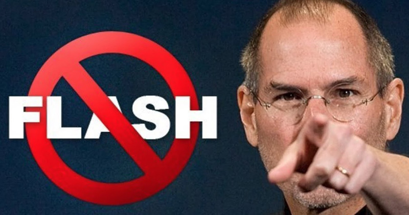 Adobe公司宣布Flash走入歷史不再更新 2020年全面停用