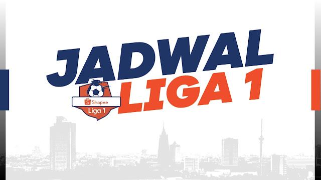 Jadwal liga 1 2019 pekan ke 6