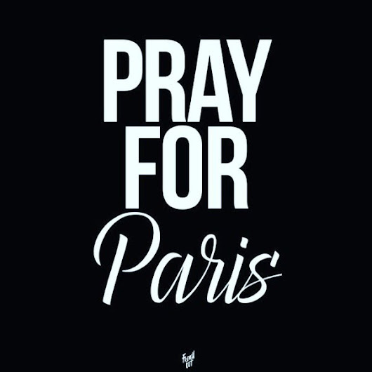 PRAY FOR PARIS 13/11/2015