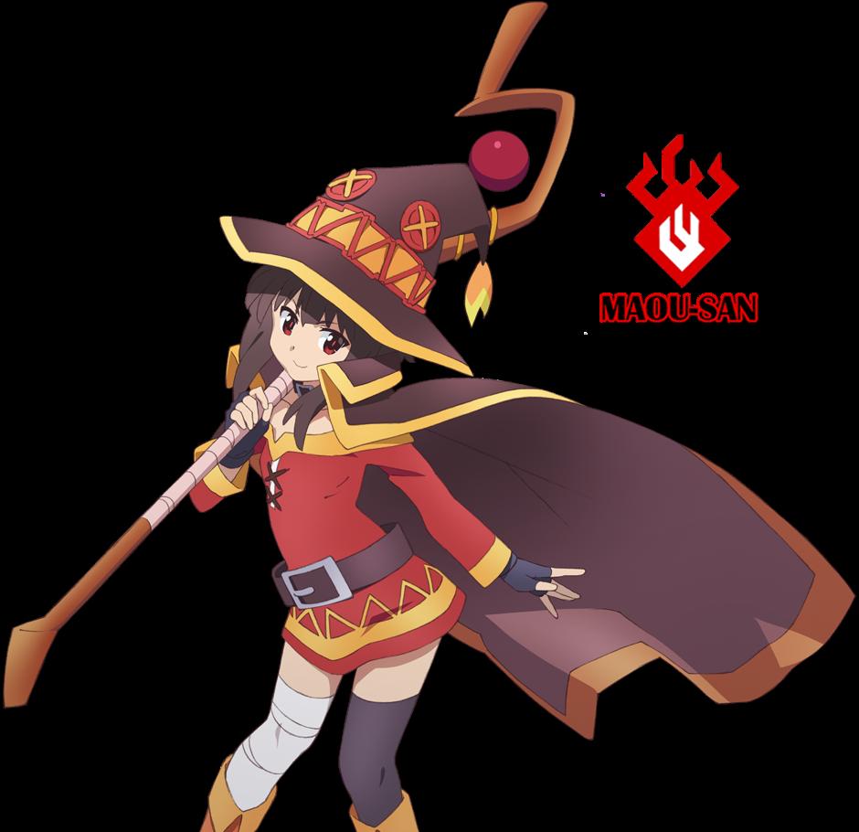 Megumin Konosuba!