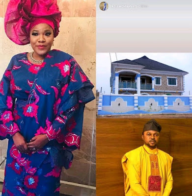 Fresh Reports Emerges On Actress Toyin Abraham's Alleged Secret Wedding