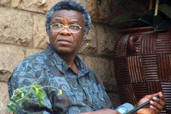 Rwanda's most-wanted genocide suspect, Felicien Kabuga, 84, arrested in France after 25-years