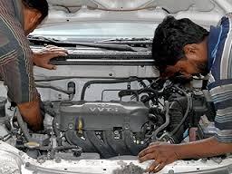 حرفة أو مهنة ميكانيكي