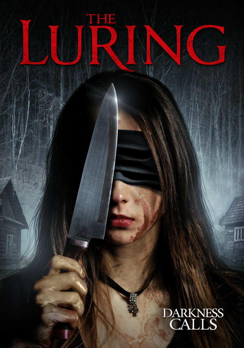 the luring poster