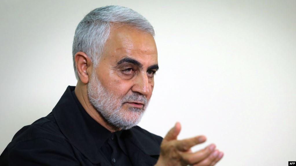 Qasem Soleimani era el jefe desde hace dos décadas del grupo elite Quds de la Guardia Revolucionaria de Irán y un hombre de confianza del líder supremo, ayatolá Alí Jamenei / AFP