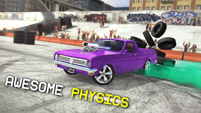 Game Torque Burnout Mod Apk Data