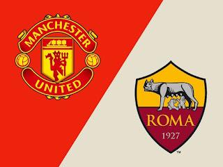 مشاهدة مباراة مانشستر يونايتد وروما بث مباشر اليوم يلا شوت المان يونايتد الان