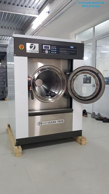 Tính năng của máy giặt công nghiệp