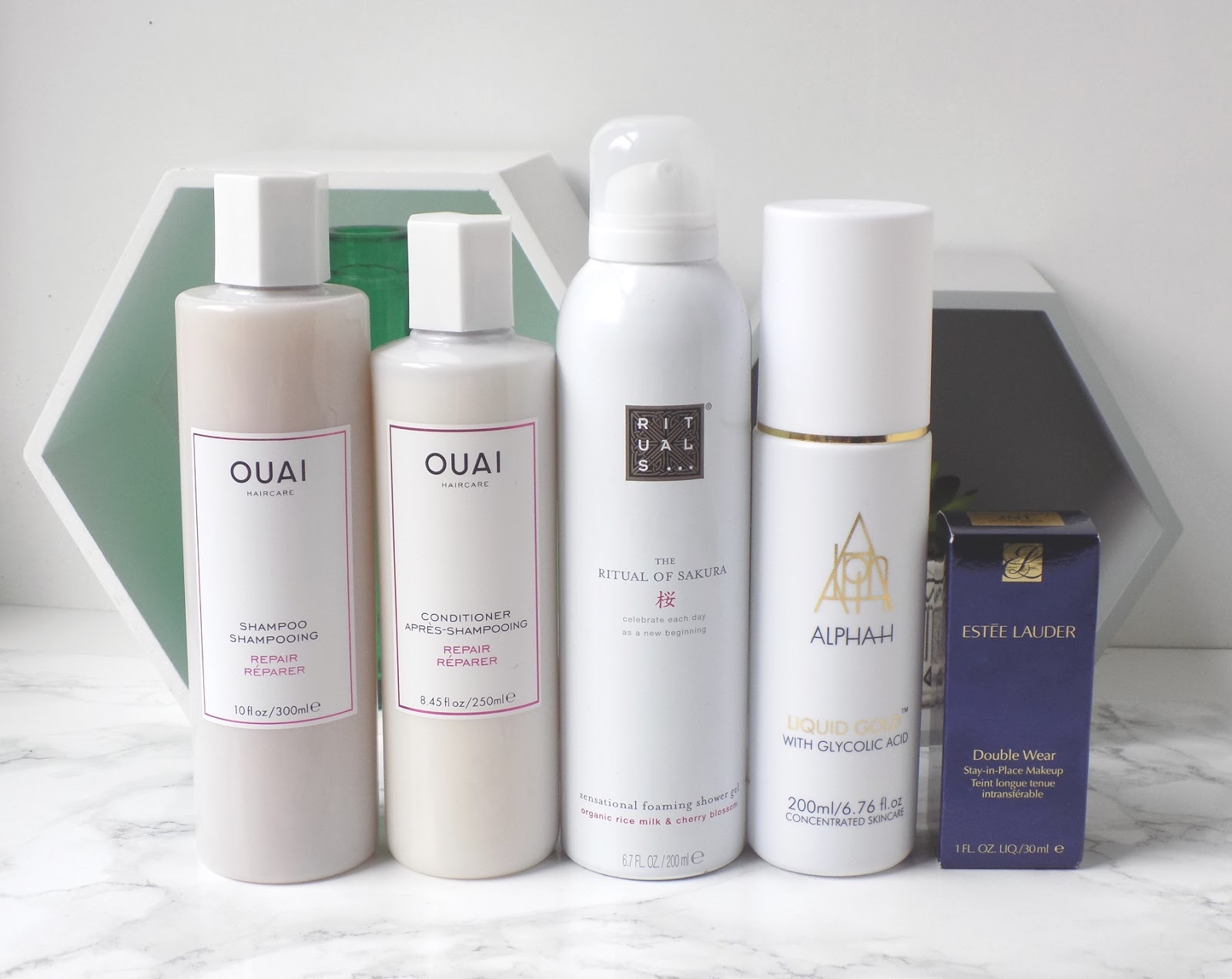 ouai rituals alpha h review copy