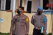 Mulai Besok, Polres Tana Toraja Akan Tegakkan Disiplin Prokes PPKM Level 4