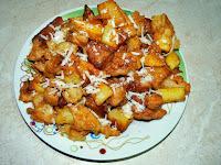 Τραγανές πατάτες με κρούστα - by https://syntages-faghtwn.blogspot.gr
